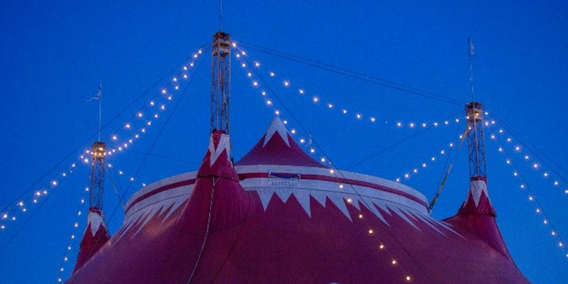 The Big Top is coming back.