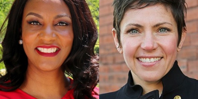 Tishaura Jones, Cara Spencer Moving Forward in St. Louis Mayor's Race