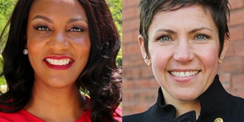 Tishaura Jones, Cara Spencer Moving Forward in St. Louis Mayor's Race