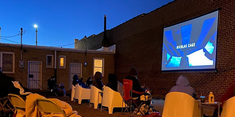 Arkadin Cinema & Bar Returns This Season with Outdoor Films
