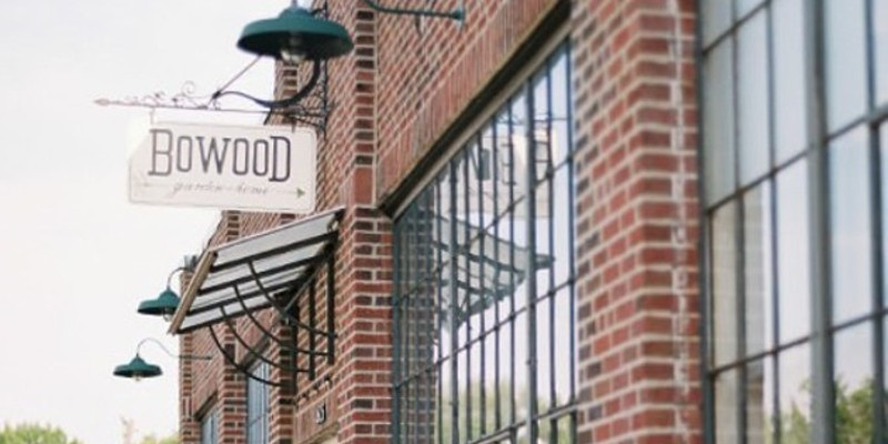 Bowood by Niche, a new restaurant from Gerard Craft, will open late this summer.