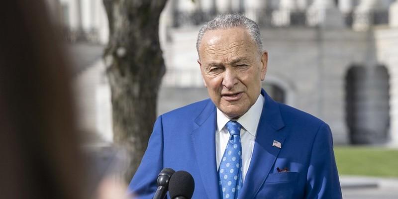 U.S. Senate Majority Leader Chuck Schumer says legalization is a priority.