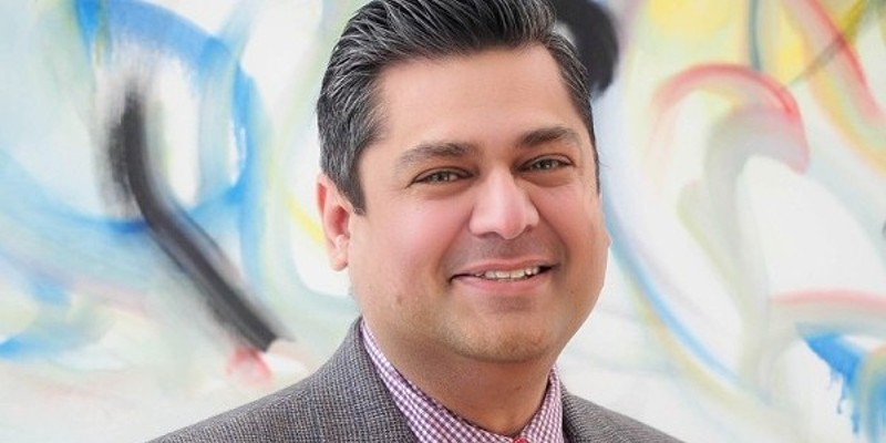 Dr. Faisal Khan is St. Louis County's acting director of public health.