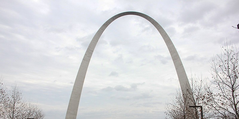 Avoid the Arch this morning, police say.