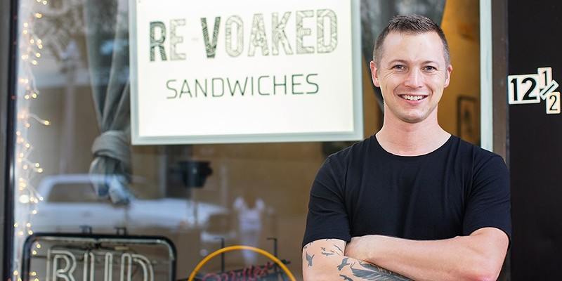 Chef-owner Stephan Ledbetter