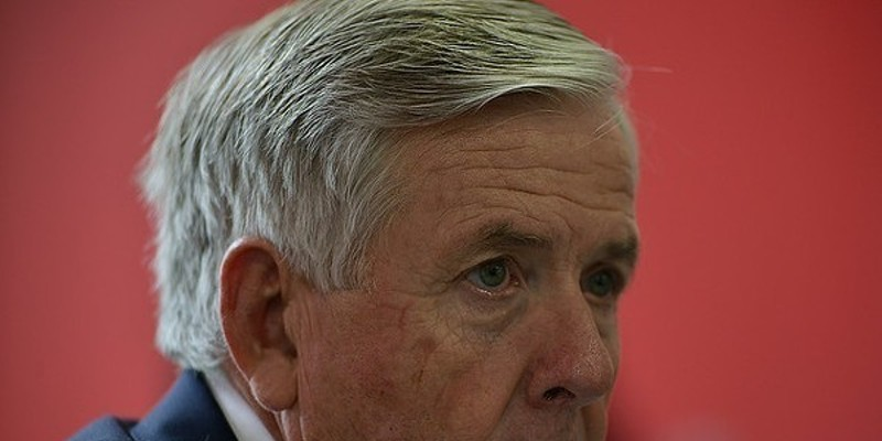 Missouri Governor Mike Parson says he won't intervene in the execution of Ernest Johnson.