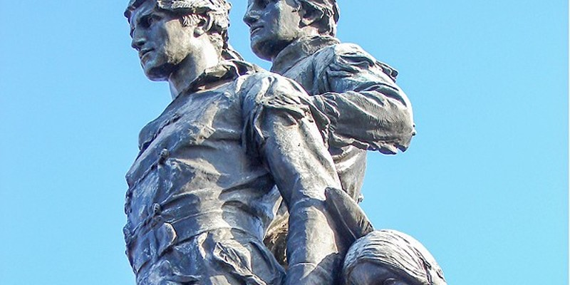St. Charles City Withdraws Proposal For Controversial Lewis and Clark Statue