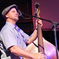 Jay Farrar at the Old Rock House, 6/17/10 Dade Farrar performing at the Old Rock House.