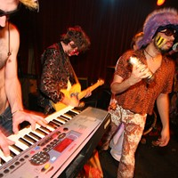 New Year's Eve Party at Off Broadway Nebula Funk Orchestra/Just Mike