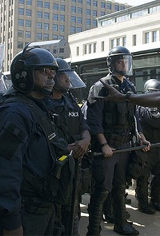 St. Louis Police will see a sizable pay raise with the passage of Prop P.