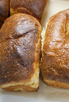 A.J. Brown perfected his bread recipe about five years ago.