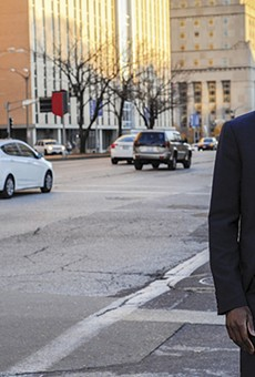 For Blake Strode, a post-law school fellowship turned into a chance to helm St. Louis' scrappiest law firm.