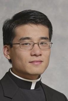 """Fr. Xiu Hui """"Joseph"""" Jiang."""