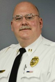 Potosi police Capt. William 'Mal' Gum stole money from an ambulance district, authorities say.