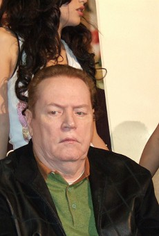 Larry Flynt is fighting to unseal secret information about the execution of the man who shot him.