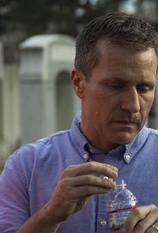 Missouri Governor Eric Greitens is facing calls for resignation.