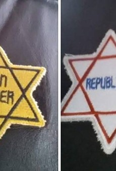 St. Peters Company Sells Holocaust-Style Yellow Star for 'Gun Owners'