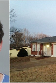 Blake Laubinger helped kidnap a Maplewood man and held him at his Pacific house.