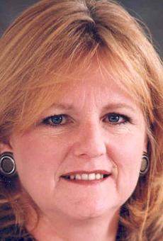 Deborah Pierce was sentenced to journal writing for embezzling $375,000.