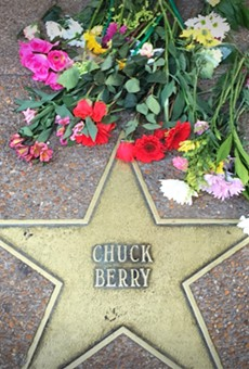 It's Easier to Love Chuck Berry Now That He's Dead