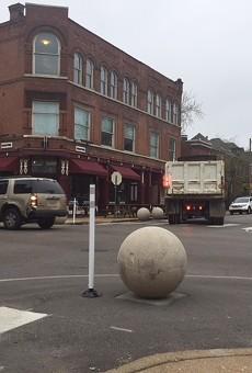 Compton Avenue Balls Get (Temporary) Reinforcements