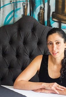 Natasha Bahrami is St. Louis' gin ambassador.