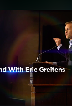 Eric Greitens' New Ad Almost Wins Conservative Bingo (But Forgets 'Snowflake')