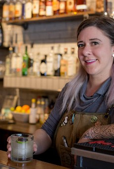 Naomi Roquet is living her dream at Reeds American Table.
