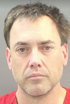 Robert Merkle in a 2017 mugshot after his arrest in St. Louis city.