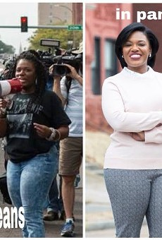 Missouri Congressional Candidate Cori Bush on Her Curves: 'Deal With It'