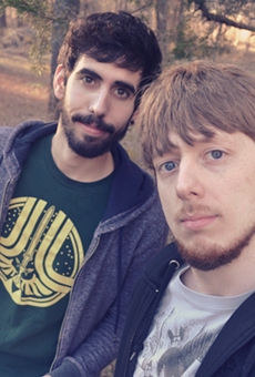 Friends Gonçalo Antunes and Michael Hicks created The Path of Motus, a new game released this week.