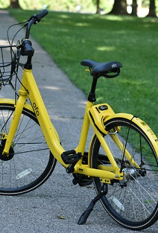 Ofo is reportedly planning to leave St. Louis.