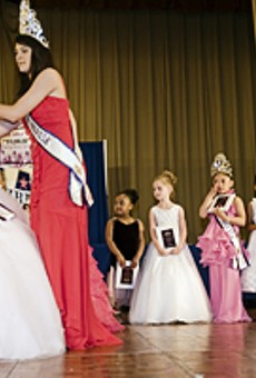 Princess Diaries: From across the country they came, all hoping to be crowned a Dream Girl USA