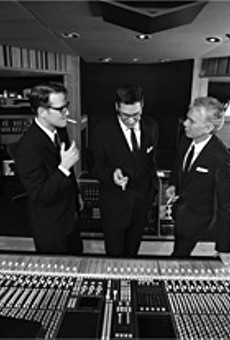 """Billy Bob Thornton and the Boxmasters: """"The whole idea behind the band [was] to sound like a '60s band."""""""
