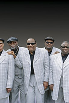 Blind Boys of Alabama: Still on the road after all these years.