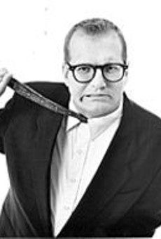 Drew Carey: His sitcom is gone, but the comedy lasts      a life time.