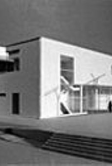 """The exterior of the new Washington University art museum has all the charm of a dental office, but, then, the word """"bunker"""" was once used somewhere to describe the exterior of the Pulitzer Foundation."""