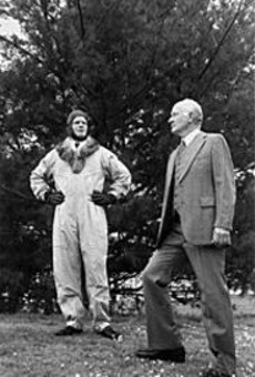 Jared Joplin and Joneal Joplin in As the Eagle Flies: Charles Lindbergh