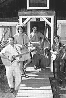 Yonder Mountain String Band with Tim O'Brien