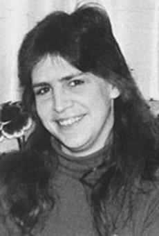 Linda Sherman in 1985