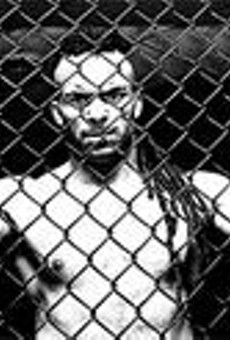 Jermaine Andre brings the Code of the Samurai to cage fighting.