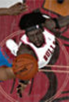 Here's a tip: 2K7 is the NBA game you need.