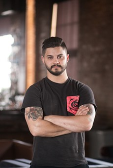 """George Fiorini wants to shake things up at Element. """"I finally feel like I have an opportunity to make my mark on St. Louis."""""""