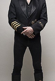 Lemmy: Hell-bent for leather.