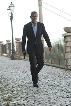 The good American: George Clooney stars in Anton Corbijn's latest.