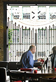 The Stable corrals ales from all over the world into one of the city's best beer lists.