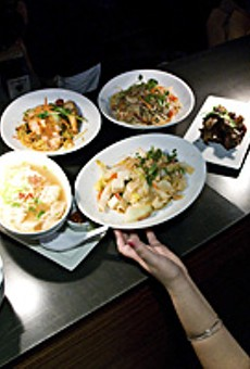 Bobo Noodle House heats things up with heaping helpings of Southeast Asian fare.