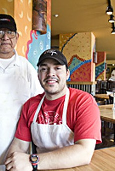 Chuy and Coby Arzola carry on the family name to new digs in the Central West End.