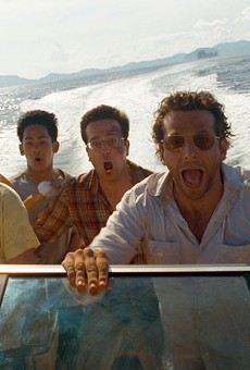 The dudes finally learn a lesson. Just kidding: Set in Bangkok, The Hangover Part II is an uninventive rehash of the original.