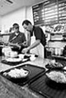 Look, Ma, no fries: SanSai Japanese Grill serves fresh food fast